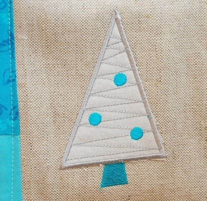 Picture of Aluminum Christmas Tree 001