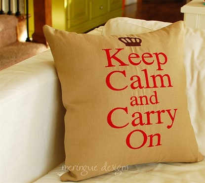 Picture of Keep Calm & Carry On