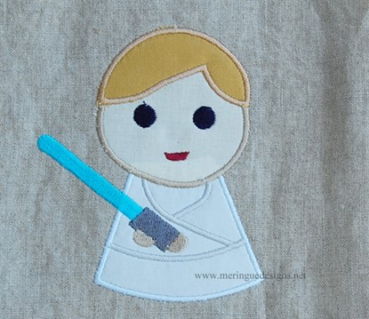 Picture of Star Wars Baby Luke