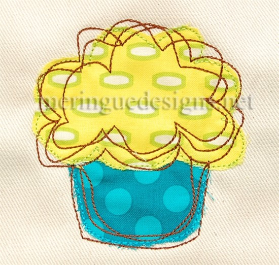 Picture of Scribbled Cupcake