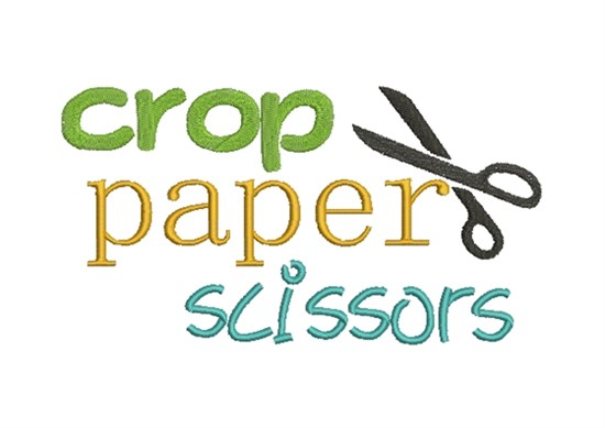 Picture of Crop Paper Scissors