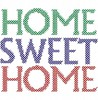 Picture of Cross Stitch Home Sweet Home