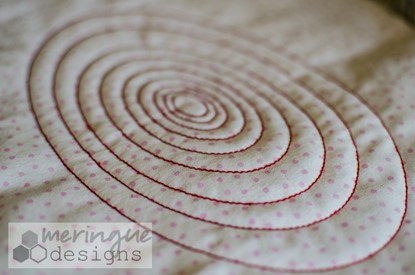 Picture of Quilting Ovals