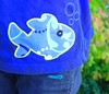 Picture of Goldfish Applique