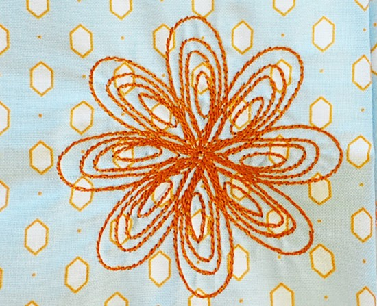 Picture of Spirograph Ovals