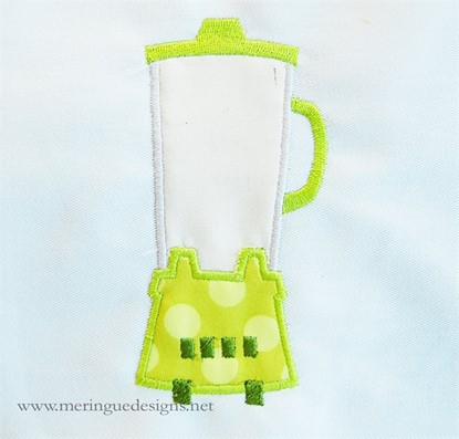 Picture of Blender Applique