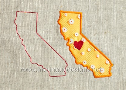 Picture of State of California